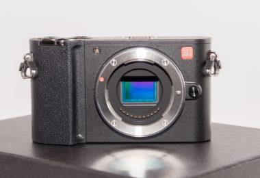 appareil photo numérique YI