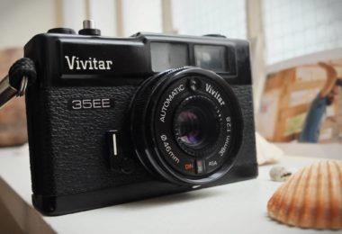 appareil photo Vivitar