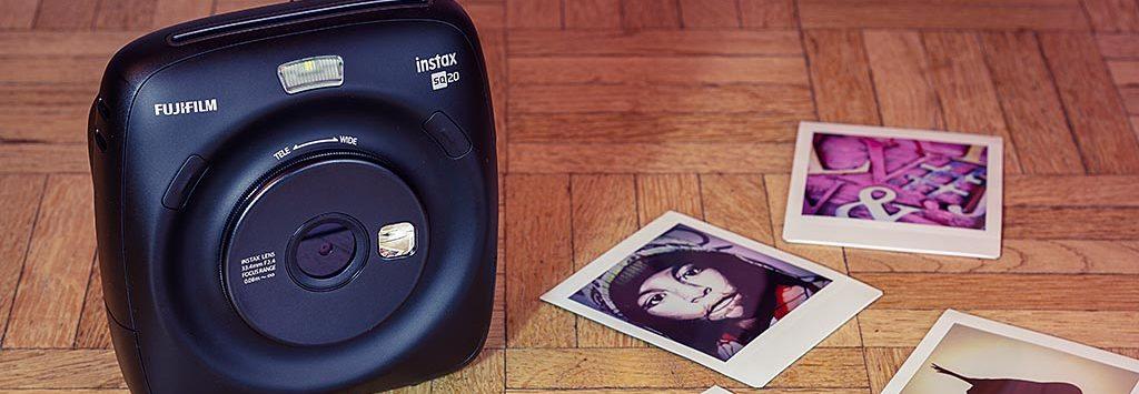Appareil photos Instantanée Instax Square SQ20