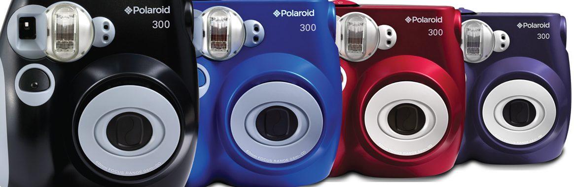Appareil photos Instantanée Polaroid PIC-300