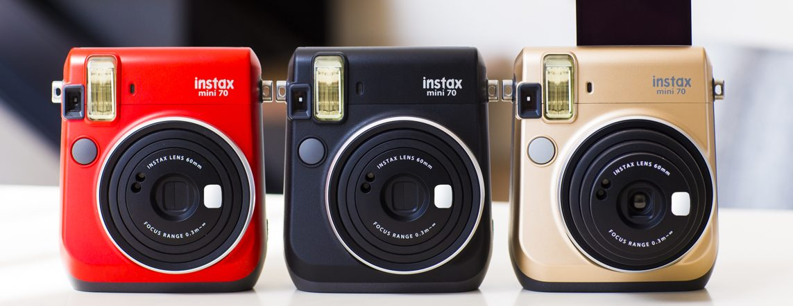 Instax Mini 70 raison