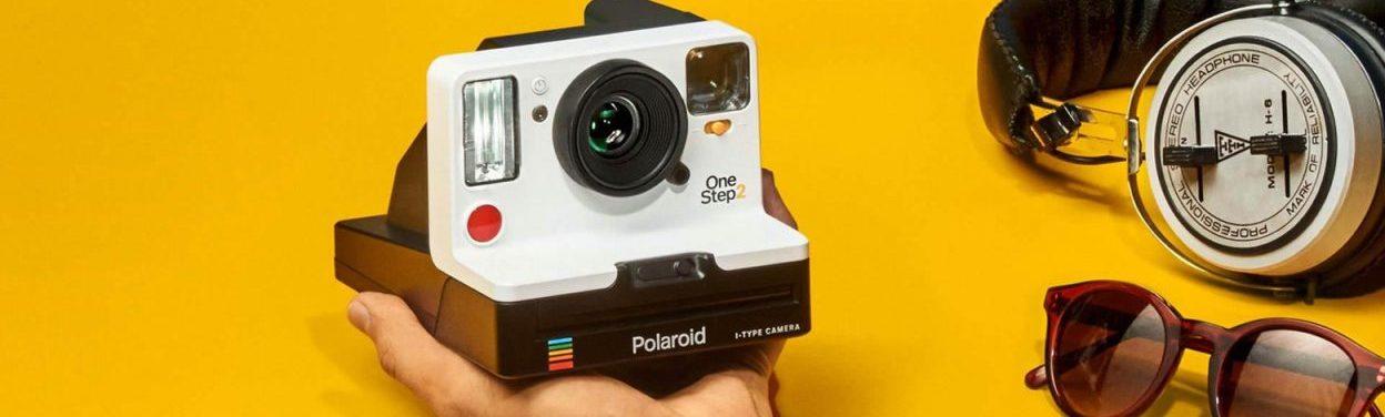 Polaroid OneStep2 utilisation