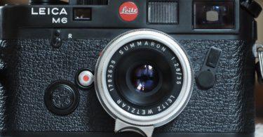 appareil photo pour débutants leica