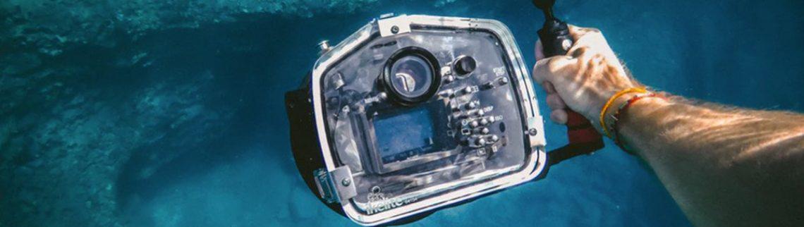 appareils photo étanches à l'eau