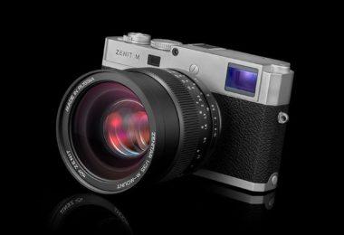 appareils photo Leica M pour la photographie