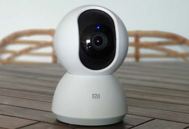caméra de sécurité sans fil