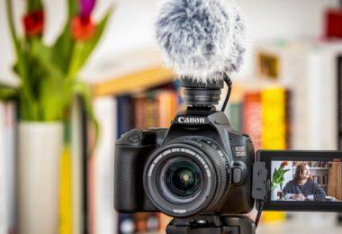 caméra pour le Vlogging
