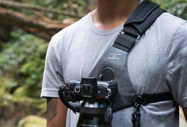 meilleur harnais de caméra